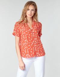 Textil Ženy Halenky / Blůzy Vero Moda VMSOFIE Červená