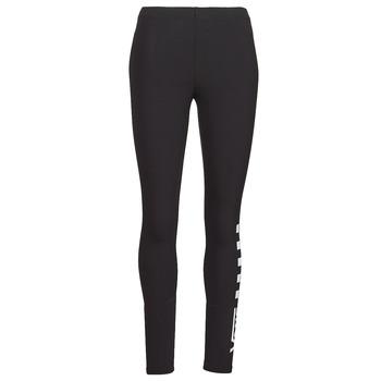 Textil Ženy Legíny Vans CHALKBOARD CLASSIC LEGGING Černá
