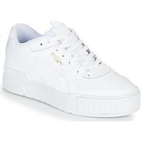 Boty Ženy Nízké tenisky Puma CALI SPORT Bílá