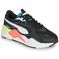 Boty Nízké tenisky Puma RS-X3 Černá / Bílá / Korálová