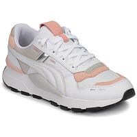 Boty Ženy Nízké tenisky Puma RS-2.0 FUTURA Bílá / Růžová