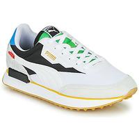 Boty Nízké tenisky Puma FUTURE RIDER Unity Collection Bílá / Černá