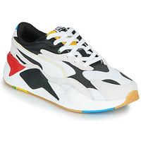 Boty Nízké tenisky Puma RS-X3 Unity Collection Bílá / Černá / Červená