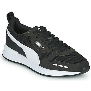 Boty Muži Nízké tenisky Puma R78 Černá