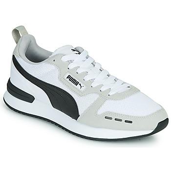 Boty Muži Nízké tenisky Puma R78 Bílá / Černá