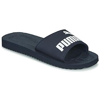 Boty pantofle Puma PURECAT Tmavě modrá