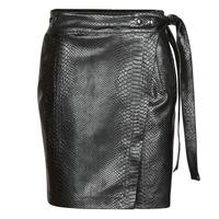 Textil Ženy Sukně Replay W9829 Černá