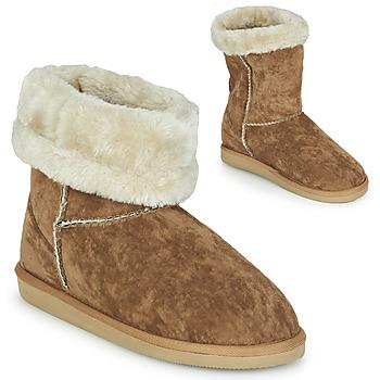 Boty Ženy Papuče Cool shoe SIERRA WOMEN Hnědá