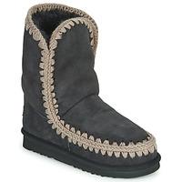 Boty Ženy Kotníkové boty Mou ESKIMO 24 Černá