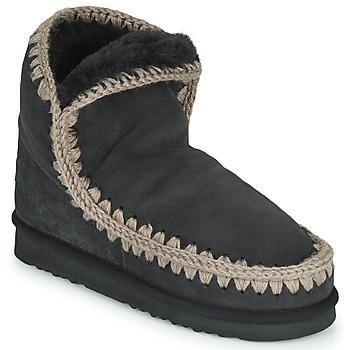 Boty Ženy Kotníkové boty Mou ESKIMO 18 Černá