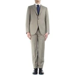 Textil Muži Obleky Cesare Attolini S20MA17 V21 Béžová