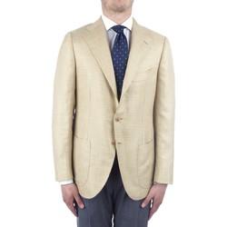 Textil Muži Saka / Blejzry Cesare Attolini S20MA43 Žlutá