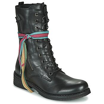 Boty Ženy Kotníkové boty Felmini COOPER Černá