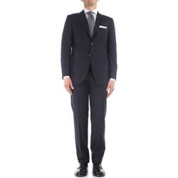 Textil Muži Obleky Kiton K06S12/36 Modrá