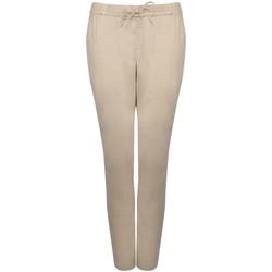 Textil Ženy Teplákové kalhoty Gant  Béžová