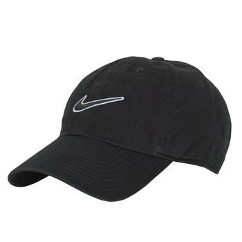 Textilní doplňky Kšiltovky Nike U NK H86 CAP ESSENTIAL SWSH Černá