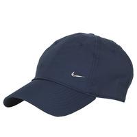 Textilní doplňky Kšiltovky Nike U NSW H86 METAL SWOOSH CAP Modrá