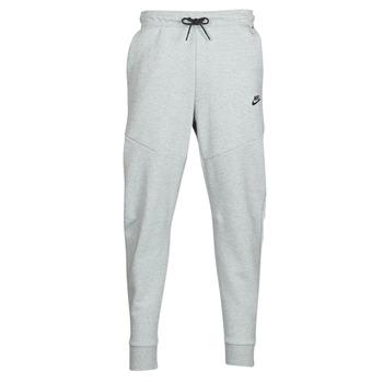 Textil Muži Teplákové kalhoty Nike M NSW TCH FLC JGGR Šedá