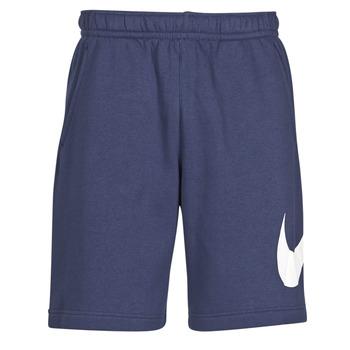 Textil Muži Kraťasy / Bermudy Nike M NSW CLUB SHORT BB GX Modrá