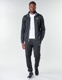 Textil Muži Teplákové soupravy Nike M NSW SCE TRK SUIT PK BASIC Černá