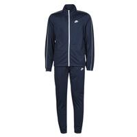Textil Muži Teplákové soupravy Nike M NSW SCE TRK SUIT PK BASIC Modrá