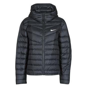 Textil Ženy Prošívané bundy Nike W NSW WR LT WT DWN JKT Černá