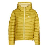 Textil Ženy Prošívané bundy Nike W NSW WR LT WT DWN JKT Khaki