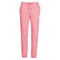 Textil Ženy Teplákové kalhoty Nike W NSW ESSNTL PANT REG FLC Růžová