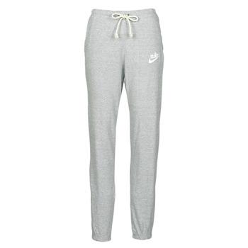 Textil Ženy Teplákové kalhoty Nike W NSW GYM VNTG PANT Šedá