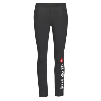 Textil Ženy Legíny Nike W NSW LGGNG CLUB Černá