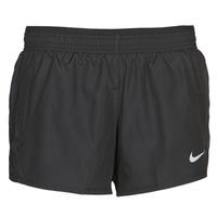 Textil Ženy Kraťasy / Bermudy Nike W NK 10K SHORT Černá