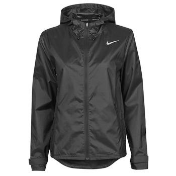 Textil Ženy Větrovky Nike W NK ESSENTIAL JACKET Černá