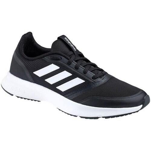 Boty Muži Běžecké / Krosové boty adidas Originals Nova Flow Bílé, Černé