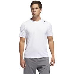 Textil Muži Trička s krátkým rukávem adidas Originals 3STR Freelift Bílé