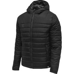 Textil Muži Prošívané bundy Hummel Parka  Quilted North noir/gris anthracite