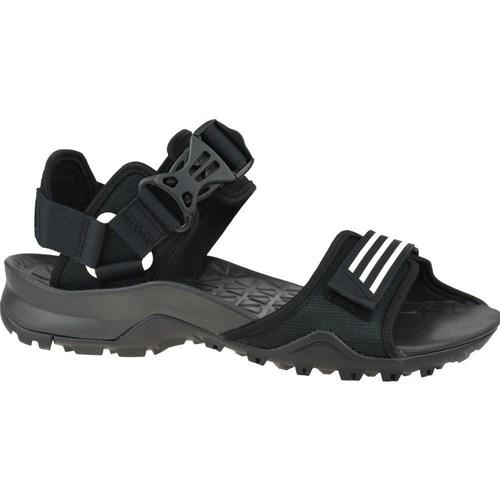 Boty Muži Sportovní sandály adidas Originals Cyprex Ultra Sandal Černé