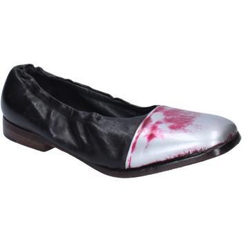 Boty Ženy Baleríny  Moma BM518 Černá