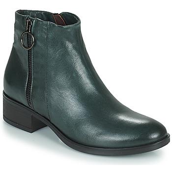 Boty Ženy Kotníkové boty Dream in Green NARLINE Zelená