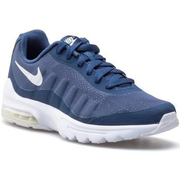 Boty Chlapecké Nízké tenisky Nike Air Max Invigor GS Tmavomodré