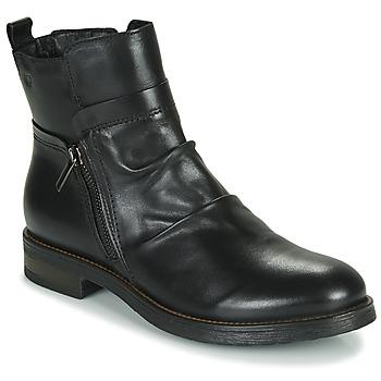 Boty Ženy Kotníkové boty Casual Attitude NERMITE Černá