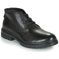 Boty Muži Kotníkové boty Casual Attitude NENDAME Černá