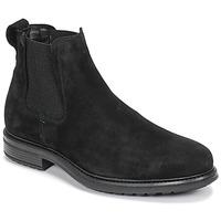 Boty Muži Kotníkové boty Casual Attitude NONILLE Černá