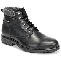 Boty Muži Kotníkové boty Casual Attitude NAPILLON Černá