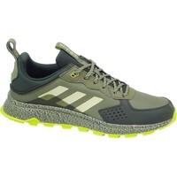 Boty Muži Běžecké / Krosové boty adidas Originals Response Trail Olivové,Zelené