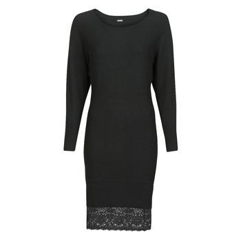 Textil Ženy Krátké šaty Guess CELINE Černá