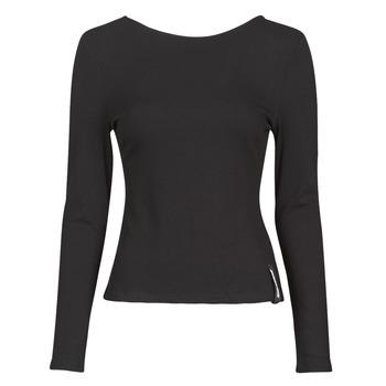 Textil Ženy Halenky / Blůzy Guess AYADA Černá