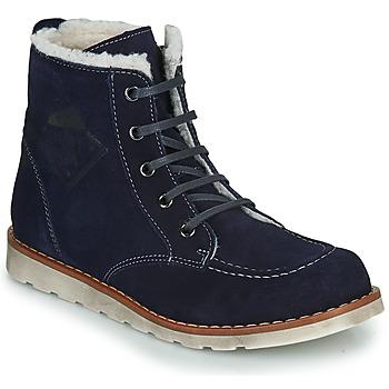 Boty Chlapecké Kotníkové boty Citrouille et Compagnie LISITON Tmavě modrá