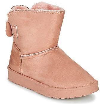 Boty Dívčí Kotníkové boty Citrouille et Compagnie NOCHO Růžová