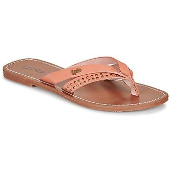 Boty Ženy Sandály Les Petites Bombes PETRA Růžová