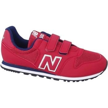 Boty Děti Nízké tenisky New Balance 500 Vínově červené,Tmavomodré